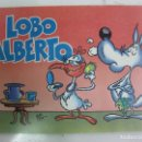Cómics: LOBO ALBERTO Nº 2. GUIDO SILVESTRI. EDICIONES B 1988.. Lote 165052646