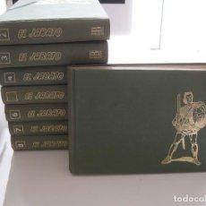 Cómics: EL JABATO--EDICIONES B 1992 -8 TOMOS--MUY BUEN ESTADO, SIN REPASAR---COLECCIÓN COMPLETA. Lote 165052906