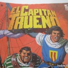 Cómics: EL CAPITAN TRUENO--EDICION HISTORICA--COMPLETA--MUY BUEN ESTADO--EDICIONES B. Lote 165175822