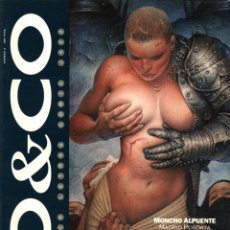 Comics : CO & CO-2 (EDICIONES B, 1993). Lote 165262770