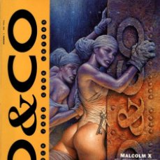 Comics : CO & CO-1 (EDICIONES B, 1993). Lote 165262818