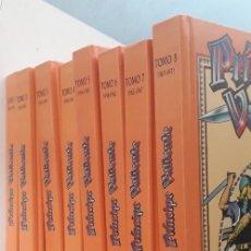 Cómics: PRÍNCIPE VALIENTE - HAROLD R FOSTER - COMPLETA 8 TOMOS (EDICIONES B). Lote 165381210
