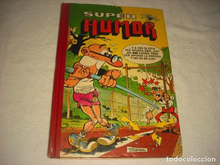 SUPER HUMOR , VOLUMEN 5. (Tebeos y Comics - Ediciones B - Humor)
