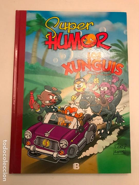 SUPER HUMOR LOS XUNGUIS Nº 1. CERA Y RAMIS. EDICIONES B 1ª EDICION 2012. NUEVO (Tebeos y Comics - Ediciones B - Clásicos Españoles)