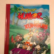 Cómics: SUPER HUMOR LOS XUNGUIS Nº 1. CERA Y RAMIS. EDICIONES B 1ª EDICION 2012. NUEVO. Lote 165621770