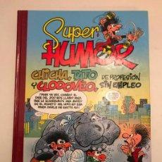 Cómics: SUPER HUMOR Nº 46. CHICHA, TATO Y CLODOVEO. EDICIONES B 1ª EDICION 2009. NUEVO. Lote 206763025