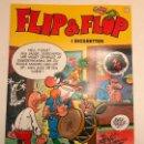 Cómics: FLIP & FLOP Nº 4. I RIGSRETTEN. MORTADELO Y FILEMON EN DANES. IMPEACHMENT. EGMONT 1ª EDICION 1999. Lote 165623538