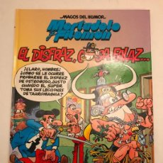 Cómics: MAGOS DEL HUMOR Nº 64. MORTADELO Y FILEMON. 1ª EDICION 1995. CON SELLO DE DISTRIBUIDORA. Lote 165624850