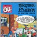 Cómics: MORTADELO Y FILEMÓN - LA GENTE DE VICENTE - COLECCIÓN OLÉ Nº 192 M. 258 - F. IBAÑEZ - EDICIONES B.. Lote 165642706