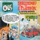 Cómics: MORTADELO Y FILEMÓN - EL TRANSFORMADOR METABÓLICO - OLÉ Nº 182 M. 224 - F. IBAÑEZ - EDICIONES B.. Lote 165644142