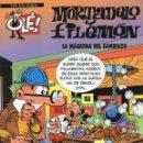 Cómics: MORTADELO Y FILEMÓN - LA MÁQUINA DEL CAMBIAZO - OLÉ Nº 96 - F. IBAÑEZ - EDICIONES B - AÑO 2000.. Lote 165648434