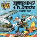 Cómics: MORTADELO Y FILEMÓN - SECUESTRO AEREO - OLÉ Nº 41 - F. IBAÑEZ - EDICIONES B - AÑO 1993.. Lote 165649226