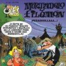 Cómics: MORTADELO Y FILEMÓN - ¡PESADIIIILLAAA...! - OLÉ Nº 124 - F. IBAÑEZ - EDICIONES B - AÑO 2000.. Lote 165650066