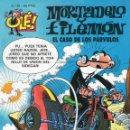 Cómics: MORTADELO Y FILEMÓN - EL CASO DE LOS PÁRVULOS - OLÉ Nº 38 - F. IBAÑEZ - EDICIONES B - AÑO 1999.. Lote 165650586