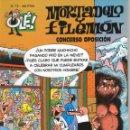 Cómics: MORTADELO Y FILEMÓN - CONCURSO OPOSICIÓN - OLÉ Nº 73 - F. IBAÑEZ - EDICIONES B - AÑO 1999.. Lote 165651110