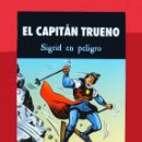 Cómics: EL CAPITÁN TRUENO - SIGRID EN PELIGRO - EDICIONES B - 2003 - NUEVO. Lote 165683610