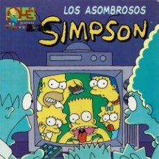 Cómics: LOS SIMPSONS - LOS ASOMBROSOS SIMPSON. COLECC. OLÉ Nº 13. Lote 165962906