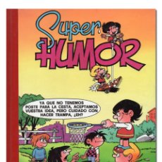 Cómics: ESCOBAR (JOSÉ).– SUPER HUMOR ZIPI Y ZAPE, N.º 1. EDICIONES B, 1997. Lote 166544433