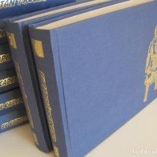 Cómics: EL CAPITÁN TRUENO--COMPLETA--FACSÍMIL EDICIONES B---13 TOMOS---EXCELENTE ESTADO--NUEVA. Lote 166661558