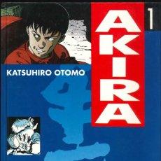 Comics : AKIRA KATSUHIRO OTOMO TOMO 1 EDICIONES B, 1990. Lote 166879952