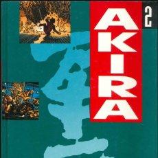 Comics : AKIRA KATSUHIRO OTOMO TOMO 2 EDICIONES B, 1990. Lote 166880136