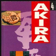 Cómics: AKIRA KATSUHIRO OTOMO TOMO 4 EDICIONES B, 1990. Lote 166880212
