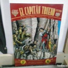Cómics: LMV - EL CAPITAN TRUENO, NUM. 2. VICTOR MORA / FUENTES MAN-AMBRÓS. Lote 167007936