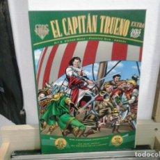 Cómics: LMV - EL CAPITAN TRUENO, NUM. 3. VICTOR MORA / FUENTES MAN-AMBRÓS. Lote 167009836