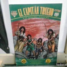 Cómics: LMV - EL CAPITAN TRUENO, NUM. 20. VICTOR MORA / FUENTES MAN-AMBRÓS. Lote 167025068