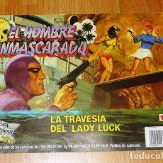 Cómics: EL HOMBRE ENMASCARADO. 73 : LA TRAVESÍA DEL 'LADY LUCK' [EDICIÓN HISTÓRICA] / WILSON MCCOY, LEE FALK. Lote 167685740