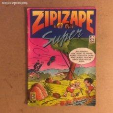 Cómics: ZIPI ZAPE SUPER N°1. EDICIONES B (1997).. Lote 167886856