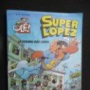 Cómics: SUPER LÓPEZ. OLÉ Nº 6. EDICIONES B. Lote 167992592