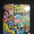 Cómics: SUPER LÓPEZ. FANS Nº 10. EDICIONES B. Lote 167992928