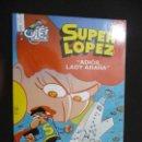 Cómics: SUPER LÓPEZ. OLÉ Nº 36. EDICIONES B. Lote 167993024