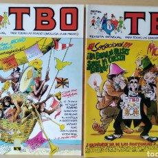 Cómics: 2 TBO N. 10 Y 24 AÑO 1988. Lote 168176552