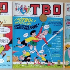 Cómics: 3 TBO N. 4-5-6 AÑO 1988. Lote 168177844