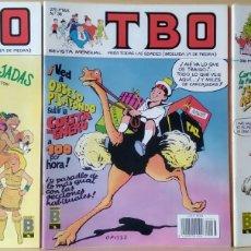 Cómics: 3TBO N. 35-36-37 AÑO 1990. Lote 168178392
