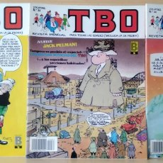Cómics: 3 TBO N. 32-33-34 AÑO 1990. Lote 168178717