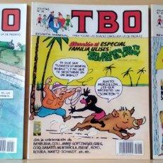 Cómics: 3 TBO N. 27-28-31 AÑO 1990. Lote 168179020