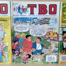 Cómics: 3 TBO N. 57-61-62 (1993). Lote 168194088