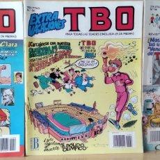 Cómics: 3 TBO N. 52-54-56 (1992). Lote 168194584