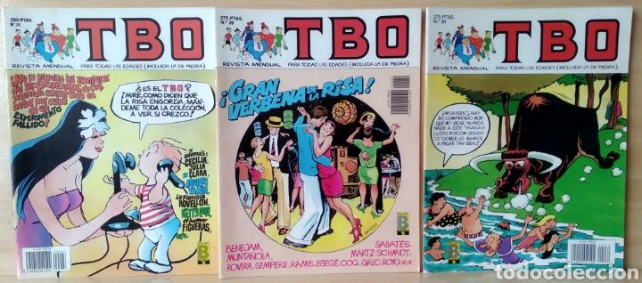 3 TBO N.26-29-30 (1990) (Tebeos y Comics - Ediciones B - Clásicos Españoles)