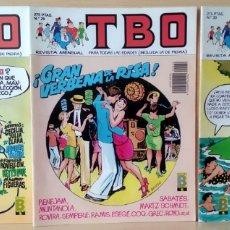 Cómics: 3 TBO N.26-29-30 (1990). Lote 168198473