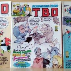Cómics: 3 TBO N. 22-23-25 (1989). Lote 168199134