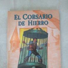 Cómics: EL CORSARIO DE HIERRO TOMO 1. Lote 168550280