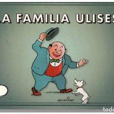 Cómics: FAMILIA ULISES. TOMO APAISADO BOLSILLO. 128 PAGINAS 12 X 20 CM. Lote 168580617