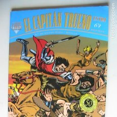 Cómics: FANS CAPITÁN TRUENO EXTRA 40. EDICIONES B. . Lote 168903568
