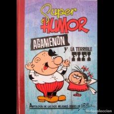 Cómics: CÓMICS. SUPER HUMOR CLÁSICOS 06: AGAMENÓN Y LA TERRIBLE FIFI - ESTIVILL(C DESCATALOGADO!!! OFERTA!!!. Lote 168973882
