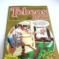 Cómics: TEBEOS DE HOY. Nº 21. MORTADELO, ZIPI Y ZAPE. EDICIONES B.. Lote 169152832