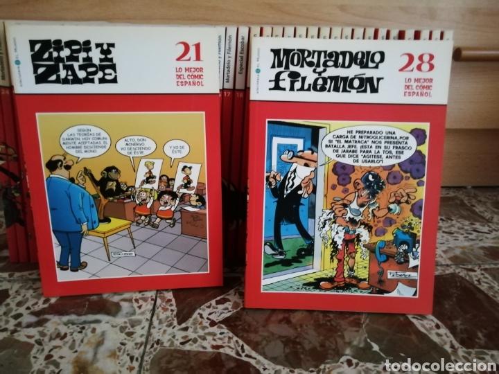 Cómics: Lo mejor del cómic español 40 números (completa) - Foto 2 - 169691384